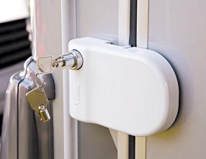 Motorhome Caravan Window Security Devices