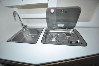 Adria Action Kitchen Sink