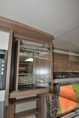 Swift Elegance 530 Cupboard