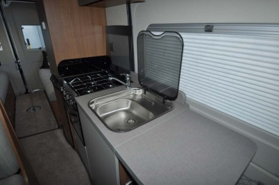 Auto-Trail Tribute 680 Kitchen