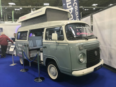 Danbury VW T2