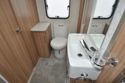 Lunar Delta TR Washroom