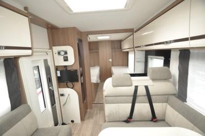 Dethleffs Trend T7017 Interior