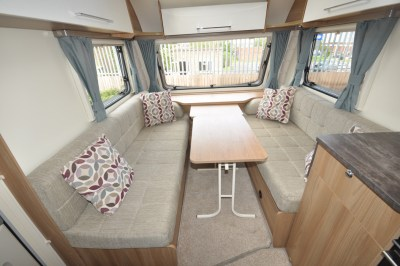 Bailey Pursuit 550 4 caravan lounge 2