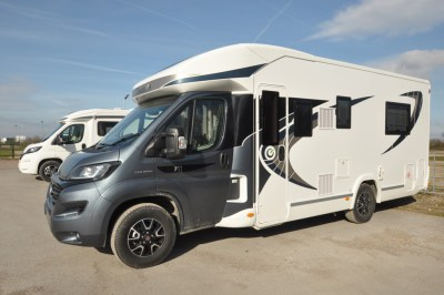 Chausson TravelLine 711 Motorhome Exterior 2