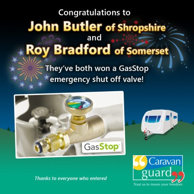 Gas Stop competition winner