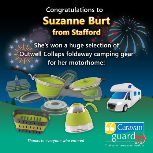 Outwell Collaps winner