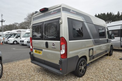 Autohaus Kingston motorhome exterior rear