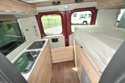 HymerCar Sydney GT60 Limited Interior