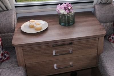 Bailey Phoenix two drawer cabinet