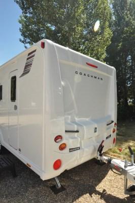 Coachman Pastiche 470 rear