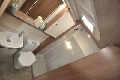 Bailey Pegasus Grande Turin washroom 2