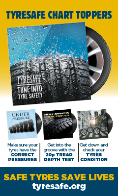 TyreSafe tyre safety poster