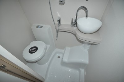 Compass Avantgarde 194 bathroom