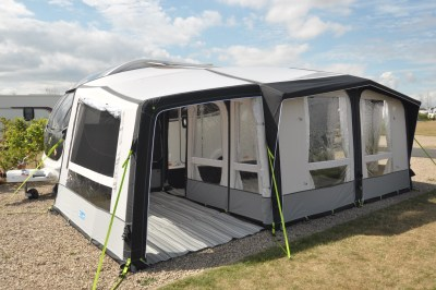 Kampa Club Air Pro 390 caravan awning