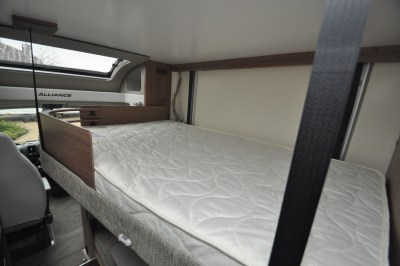 2019 Bailey Alliance 70-6 drop down bed