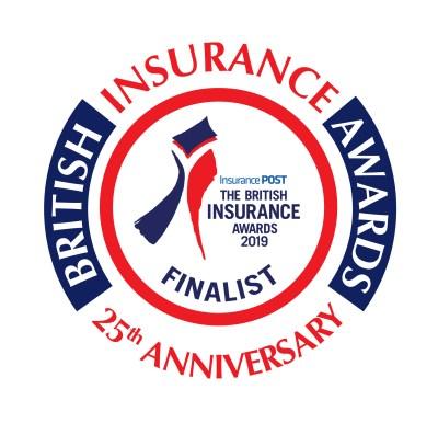British Insurance Awards 2019 finalist