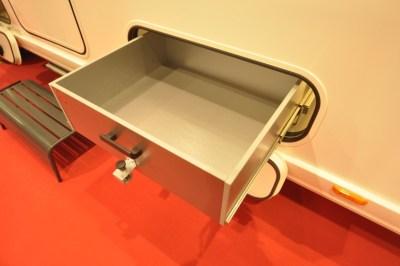 Rapido Distinction i1090 external storage