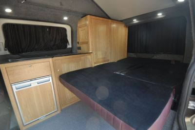 Rolling Homes Kingsley Campervan Bed