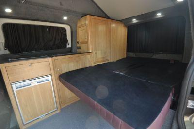 Rolling Homes Kingsley Campervan Bed