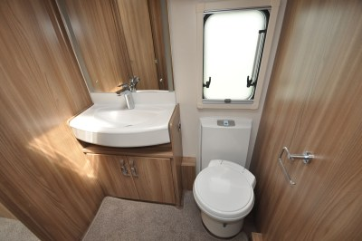 2020 Swift Challenger X 835 caravan washroom