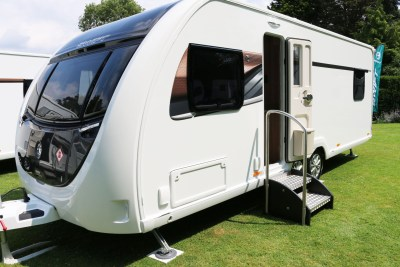 2020 Swift Challenger X 835 caravan