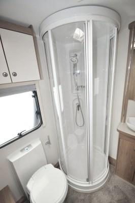 2020 Compass Capiro 520 shower