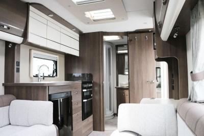 Elddis Affinity 520 caravan