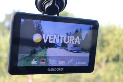 Snooper S6900 Ventura sat nav