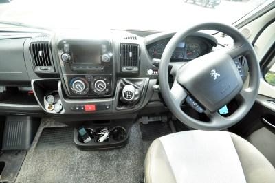 2020 Auto-Sleeper Fairford Plus motorhome cab
