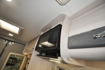 2020 Auto-Sleeper Fairford Plus motorhome kitchen