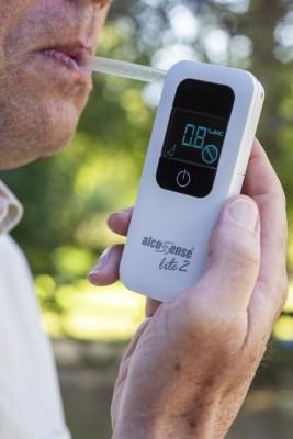 AlcoSense Lite 2 breathalyser £44.99