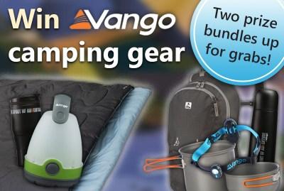 Win Vango camping gear thumbnail
