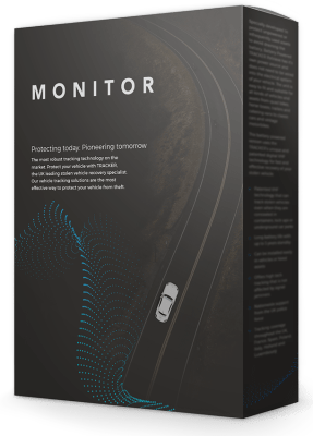 Tracker Monitor tracking device