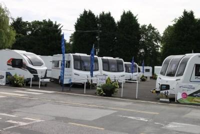 Caravan dealership