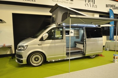 Ecowagon Expo Plus campervan