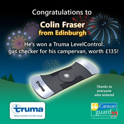 Truma LevelControl winner