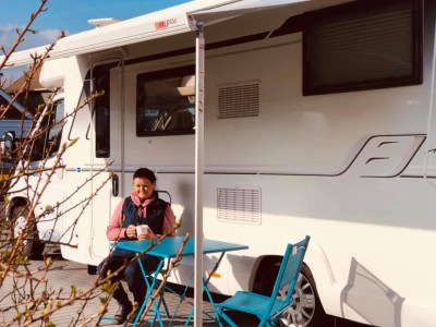 motorhome drivecation