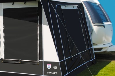 Walker Concept awning
