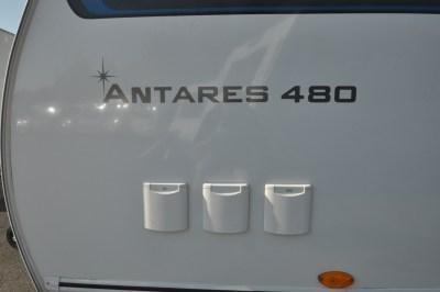 Caravelair Antarès 480 caravan