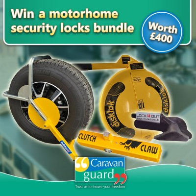motorhome security locks