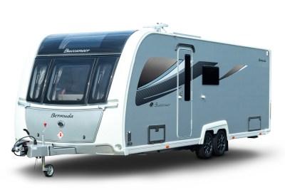 2021 Buccaneer Bermuda caravan