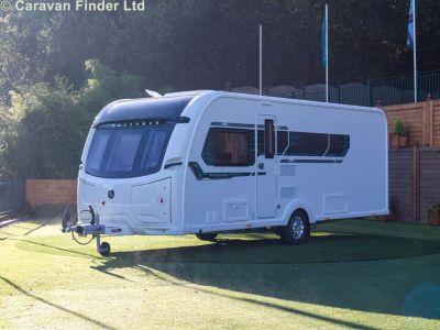 Glossop Caravans dealer special Coachman Festival 575