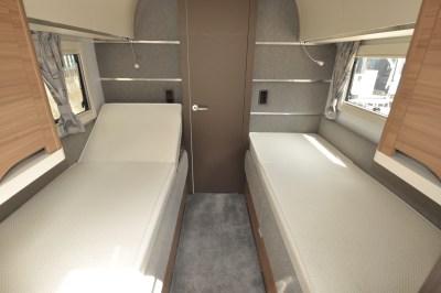 Adria Alpina 623 UL Colorado twin beds