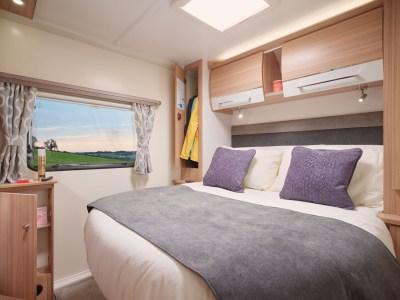 2021 Bailey Phoenix+ 640 bedroom