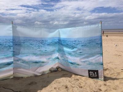 OlPro Beach 4 Pole Compact Windbreak