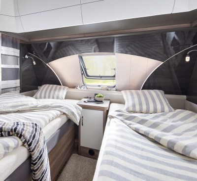 2022 Hobby Excellent edition caravan