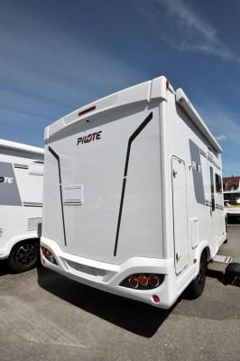 2021 Pilote P626D Évidence motorhome