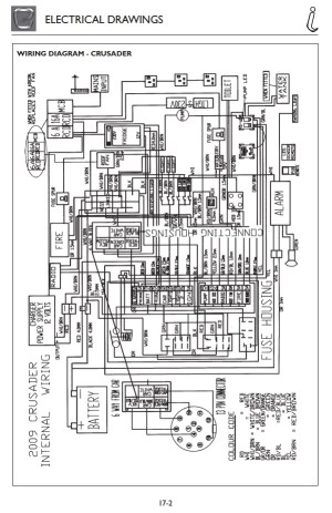 13 Pin Plug Wiring Diagram For Elddis Crusader 2009
