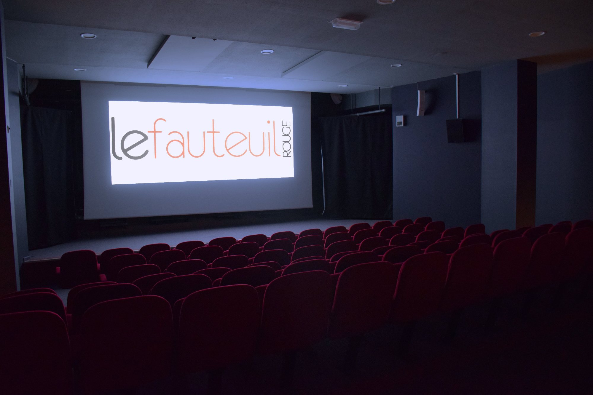 cinema le fauteuil rouge baraqueville